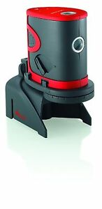 New Leica P3 Lino Self leveling 3 point Dot Level Laser Vertical