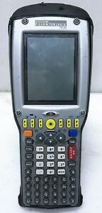 Psion Teklogix 7535 G2 Barcode Scanner With Win Ce Net 4 2 Pro free Shipping