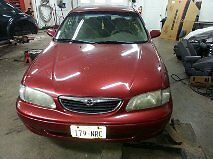 1999 Mazda 626 Passenger Side Right Headlight