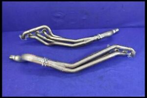 2015 2019 Ford Mustang Gt High Flow Pypes Headers W Off Road Collectors Oem