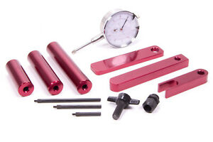 Proform 66516 Pinion Depth Gauge Dial Indicator Aluminum anodized Kit