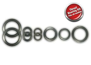 Thrust Bearing Kit For 1000 2000 Allison Transmissions All Years 9 Piece Kit