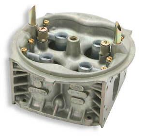 Holley 134 346 Replacement Main Body