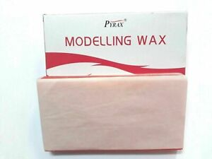 Dental Modelling Wax Use For Dentures 12 Sheets Pack By Pyrex 200g Fast Ship