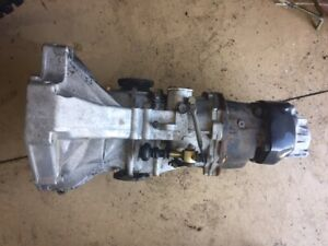 1987 Agp Porsche 944s Manual 5 Speed Transmission Trans axle Gearbox Assembly
