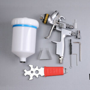 Paint Spray Guns For Cars Professionnal Air Paint Gun Hvlp 1 3mm Tip 600cc Cup