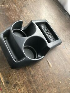 Ford Explorer Center Console Dual Cup Holder