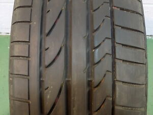 Used P205 45r17 84 W 8 32nds Bridgestone Potenza Re050a