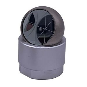 25 4mm 1inch Silver Coated Ball Mini Prism With Magnetic Base sphere