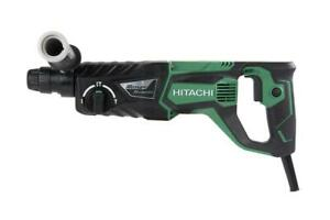 Hitachi dh26pf 1 In Sds Plus 3 Mode D Handle Rotary Hammer