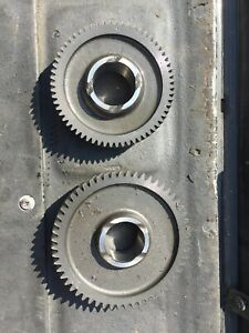 Suzuki Samurai High And Low Speed Transfer Case Stock Gears