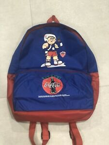 1996 Olympics Backpack Boxing Coca Cola Cabbage Patch Kids