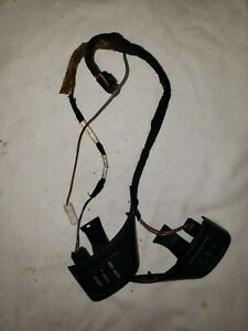 99 04 Jeep Grand Cherokee Cruise Control Switch Set W Harness