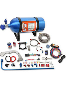 Nitrous Oxide Systems Nos Ford Mustang Coyote Full Kit W Bottle 02125nos
