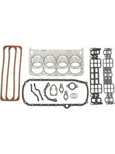Gm Performance Parts Engine Gasket Set Full Small Block Chevy Fast B 19201172