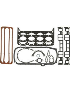 Gm Performance Parts Engine Gasket Set Full Small Block Chevy 350 Ho 19201171