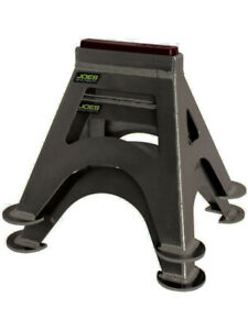Joes Racing Products Jack Stand 14 In Tall 7 X 8 In Rectangle Base Al 55500 B