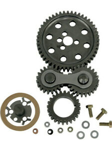 Proform Timing Gear Drive Dual Idler Noisy Steel Small Block Chevy Kit 66917c