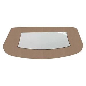 For Ford Super Deluxe 46 48 Kee Auto Top Convertible Top Rear Window