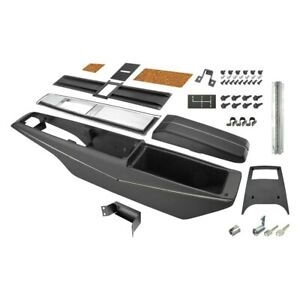 For Chevy Monte Carlo 1970 1972 Restoparts C6872bunas Center Console Kit
