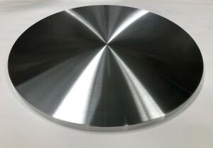 Aluminum Round Disc 5 Diameter Bar Circle Plate 3 8 Thick Very Flat Usa