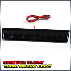 Smoke Lens Led 3rd Brake Light Lamp For Truck Cap Topper Leer Are Century