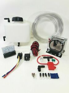 Hho Dry Cell Kit Hydrogen Generator Single Dry Cell Pro 1 Tank Hose And Ammeter