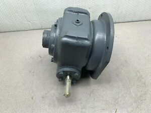 New No Box Winsmith 4sf Gear Reducer 15 1 Ratio 004xsfs4x160c1 Speed Drive