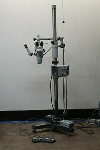 Zeiss Opmi 6 Surgical Microscope Ophthalmic