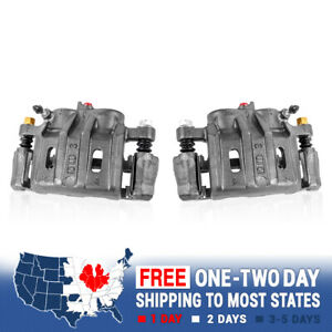 For 2014 2015 2016 2017 2018 Nissan Rogue Front Oe Brake Calipers Pair