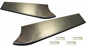 1939 1940 1941 Plymouth Pickup Truck 1 2 Ton Steel Running Boards New Pair
