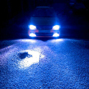 Led Headlight Kit 8000k Ice Blue High Low Bulbs Fit For Honda Civic 1992 2003