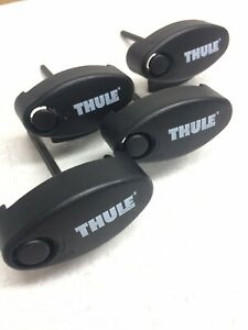 4 Pcs Thule Replacement 450 450r Crossroad Handle Tool End Cap Cover Free Ship