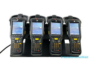 Lot Of 4x Motorola Zebra Mc9500 k Mc9590 kd0dac00100 Barcode Scanner Wifi Wm6 5
