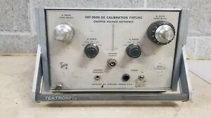 Vintage Tektronix Calibration Fixture Chopped Voltage Reference
