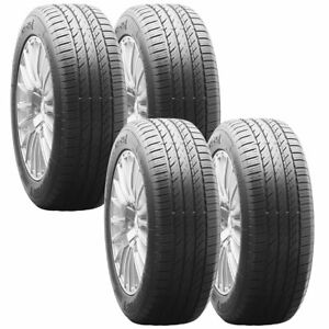 4 X 235 45r17 97v Xl Ns 25 All season Uhp 235 45 17 2354517 Nankang Tires New