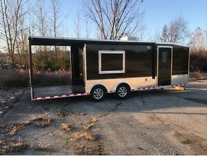 26 R s Custom Competition Catering And Concession Trailer