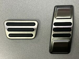 2005 2009 Ford Mustang Automatic Transmission Pedal Covers Gt500 Style