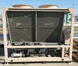 York Air cooled Liquid Chiller 24 Ton R 22 Scroll Compressors 460 3 60hz