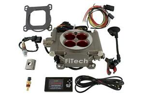 Fitech 30003 Fuel Injection System Go Street Efi 400hp Self Tuning Kit