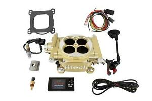 Fitech 30005 Fuel Injection System Easy Street 600 Hp Self Tuning Kit