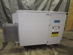 200 Kw Avtron Resistive Load Bank K67d24010 208 Vac 3 Phase 3 Wire 60 Hz