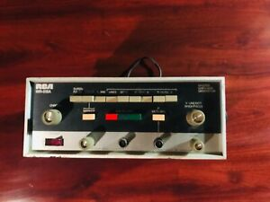 Used Rca Color Bar Generator Wr 515a Power Light Comes On