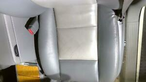 2007 09 Chrysler Aspen Lh Driver Side Front Power Leather Seat Gray cjdb