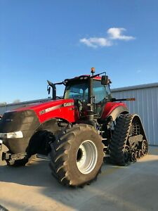 Case Ih 310 Track Tractor Red Excellent Condition Only Has 1900 Hours On It