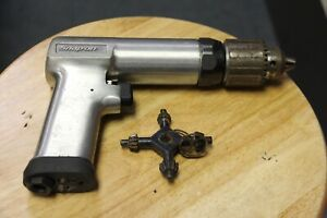 Snap On Tools Pdr5a 1 2 Pneumatic Air Reversible Drill free Shipping