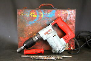 Hilti Te17 Rotary Hammer Drill With Case