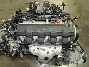2001 2002 2003 2004 2005 Honda Civic Engine D17a Vtec Ex 1 7l D17a2
