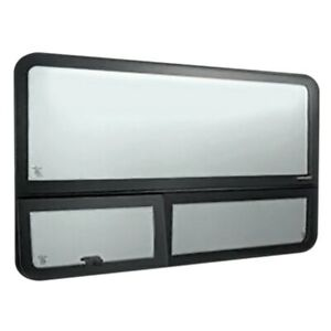 For Mercedes benz Sprinter 04 06 Fixed all glass Look Window Forward Driver