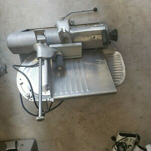 Hobart 1712e Meat Deli Cheese 12 Inch Automatic Slicer